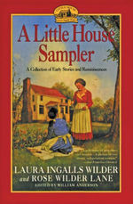 Little House Sampler book