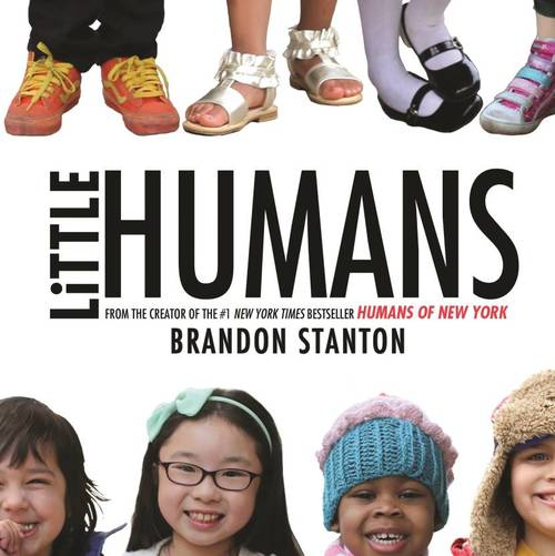 Little Humans book