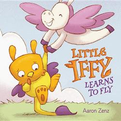Little Iffy Learns to Fly book