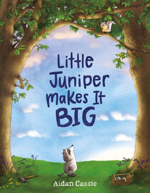 Little Juniper Makes It BIG book