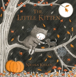 Little Kitten book