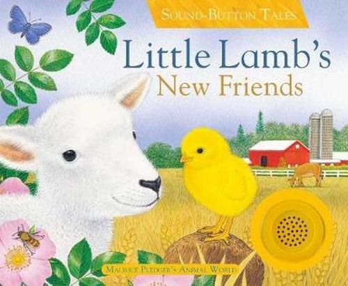 Little Lamb's New Friends book