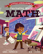 Little Leonardo's Fascinating World of Math book