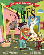Little Leonardo's Fascinating World of the Arts book