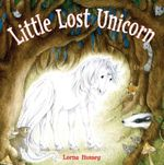 Little Lost Unicorn book