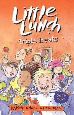 Little Lunch: Triple Treats book