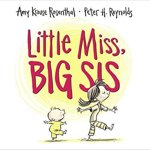 Little Miss, Big Sis book