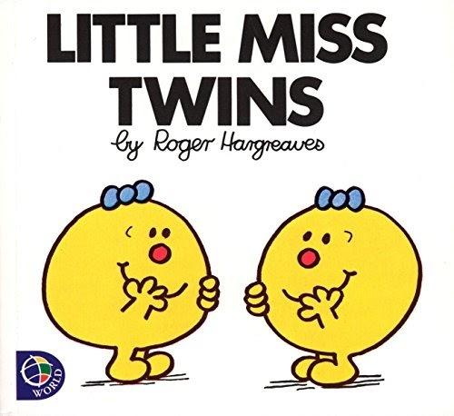 Little Miss Twins book