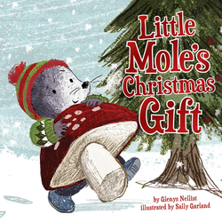 Little Mole's Christmas Gift book