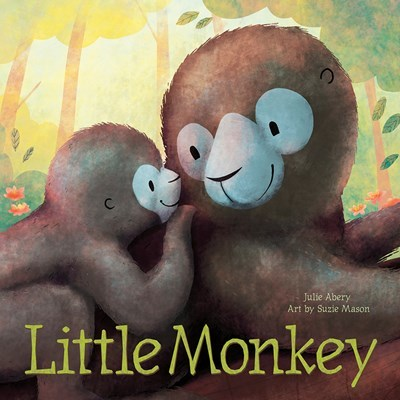 Little Monkey book