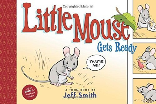 Little Mouse Gets Ready book