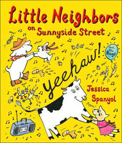 Little Neighbors on Sunnyside Street book