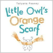 Little Orange Scarf book