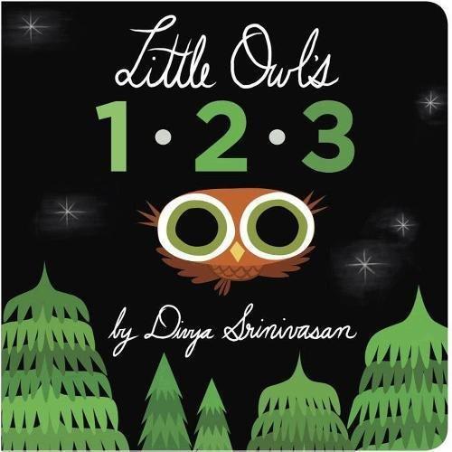 Little Owl's 1-2-3 book