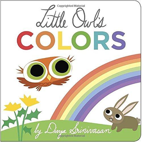 Little Owl's Colors book