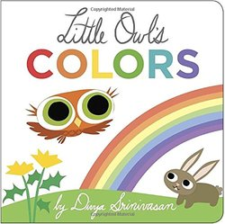 Little Owl's Colors book