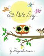 Little Owl's Day book
