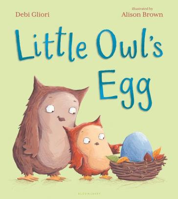 Little Owl's Egg Book