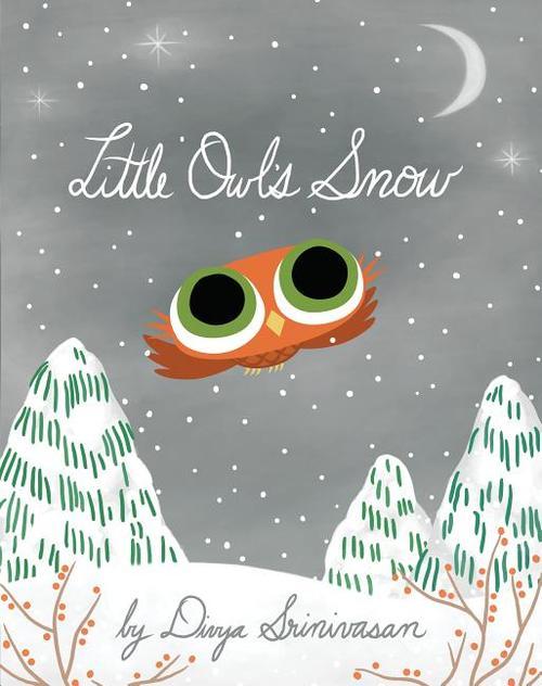 Little Owl's Snow book