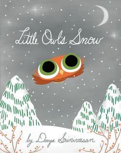 Little Owl's Snow book