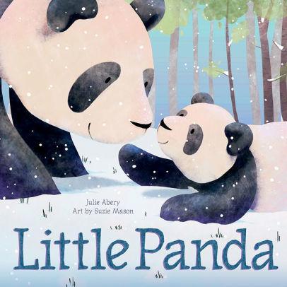 Little Panda book