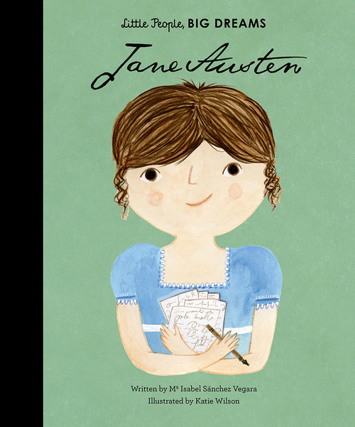 Little People, Big Dreams: Jane Austen book