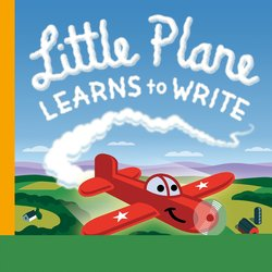 Little Plane Learns to Write book