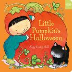Little Pumpkin's Halloween book