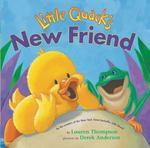 Little Quack's New Friend book