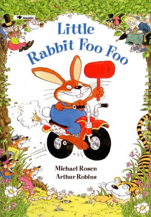 Little Rabbit Foo Foo book