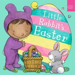 Little Rabbit's Easter book