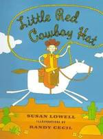 Little Red Cowboy Hat book