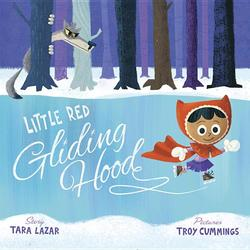 Little Red Gliding Hood book