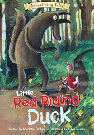 Little Red Riding Duck book
