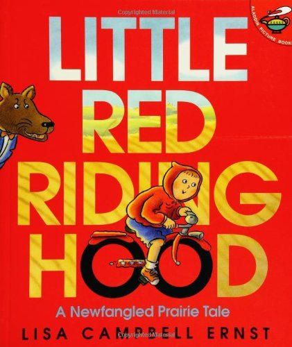 Little Red Riding Hood: A Newfangled Prairie Tale book