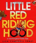 Little Red Riding Hood: A Newfangled Prairie Tale book