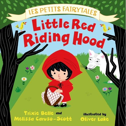 Little Red Riding Hood book