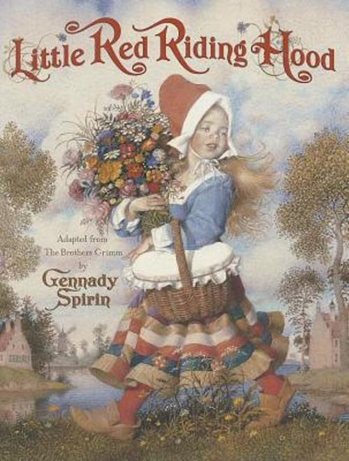 Little Red Riding Hood By Gennady Spirin