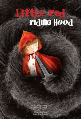 Little Red Riding Hood-Grimm book