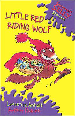 Little Red Riding Wolf book