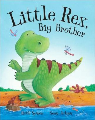 Little Rex, Big Brother book