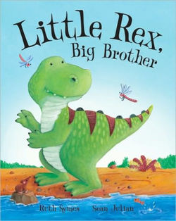 Little Rex, Big Brother book
