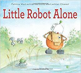 Little Robot Alone book