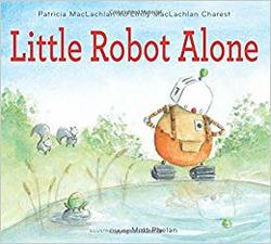 Little Robot Alone book