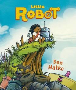 Little Robot book