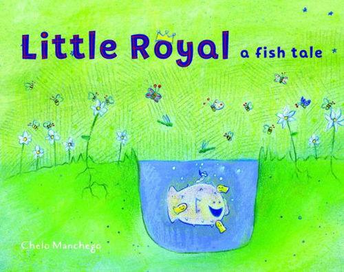 Little Royal book