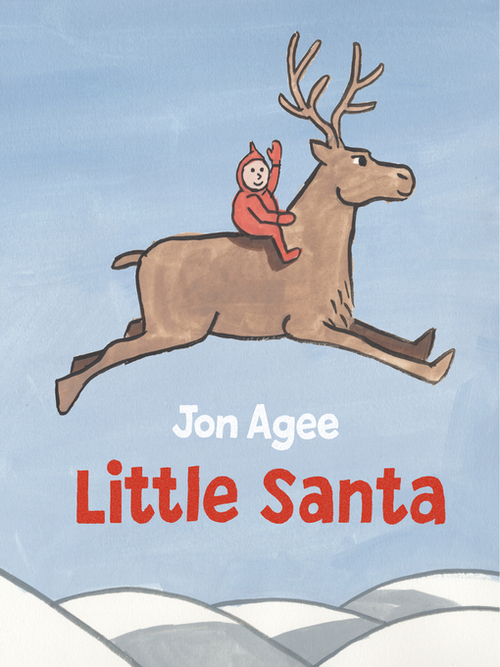 Little Santa book