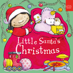 Little Santa's Christmas book