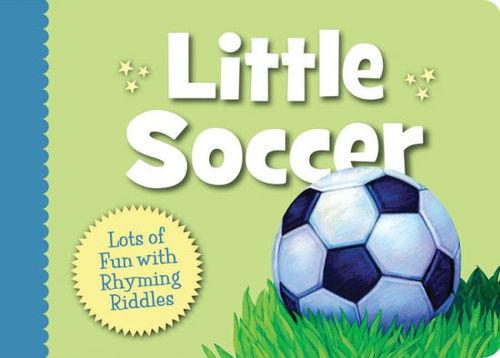 Little Soccer book