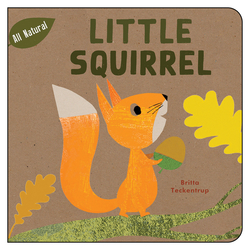 Little Squirrel book